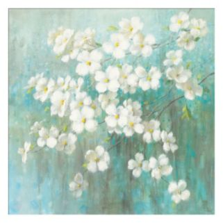 Artissimo Spring Dream I Abstract Canvas Wall Art