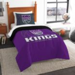 Sacramento Kings Reverse Slam Twin Comforter Set by Northwest