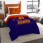 Phoenix Suns Reverse Slam Twin Comforter Set by Northwest