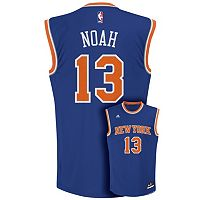 Men's adidas New York Knicks Joakim Noah NBA Replica Jersey