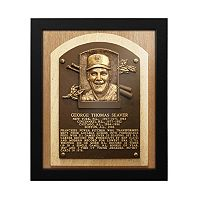 New York Mets Tom Seaver Baseball Hall of Fame Framed Plaque Print