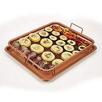 As Seen on TV Copper Chef Copper Crisper