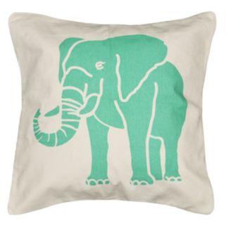 Spencer Home Decor Elephant Throw Pillow