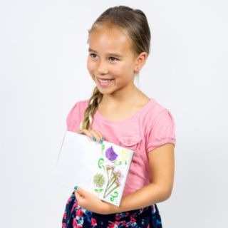 Disney Princess Belle Create Your Own Flower Press Book Kit by Seedling