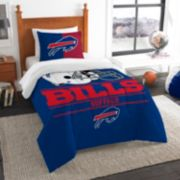 Buffalo Bills Draft Twin Comforter Set by Northwest