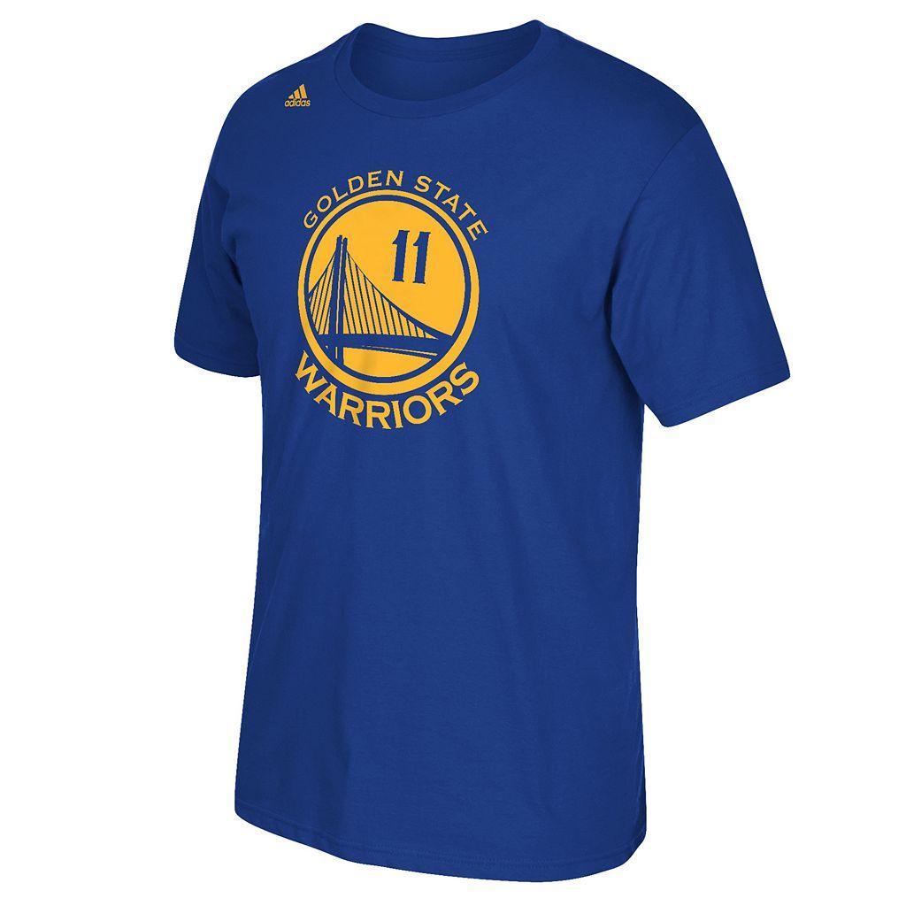 Men's adidas Golden State Warriors Klay Thompson Player Tee