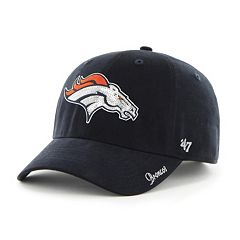 Women's '47 Brand Denver Broncos Sparkle Adjustable Cap
