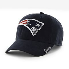 Women's '47 Brand New England Patriots Sparkle Adjustable Cap