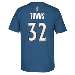 Men's adidas Minnesota Timberwolves Karl-Anthony Towns Player Tee