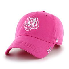 Women's '47 Brand Cincinnati Bengals Miata Clean Up Adjustable Cap