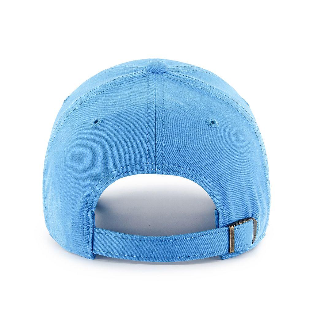 Women's '47 Brand Carolina Panthers Miata Clean Up Adjustable Cap