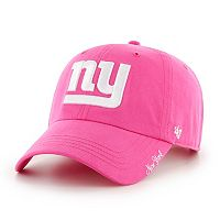Women's '47 Brand New York Giants Miata Clean Up Adjustable Cap