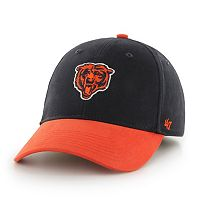 Youth '47 Brand Chicago Bears Short Stack Adjustable Cap