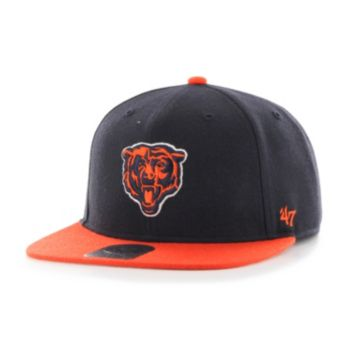 Youth '47 Brand Chicago Bears Lil' Shot Adjustable Cap