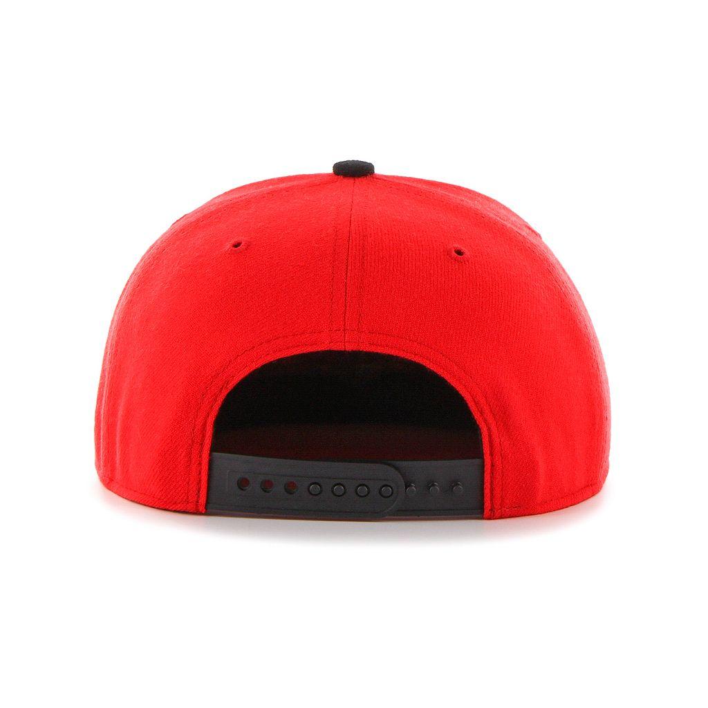 Youth '47 Brand Kansas City Chiefs Lil' Shot Adjustable Cap