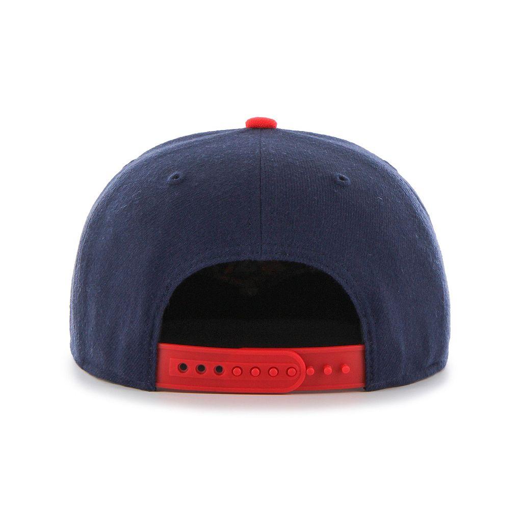 Youth '47 Brand New EnglandPatriots Lil' Shot Adjustable Cap