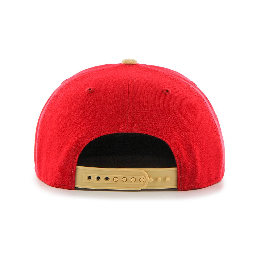 Youth '47 Brand San Francisco 49ers Lil' Shot Adjustable Cap