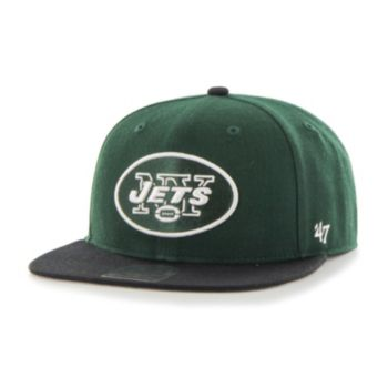 Youth '47 Brand New York Jets Lil' Shot Adjustable Cap