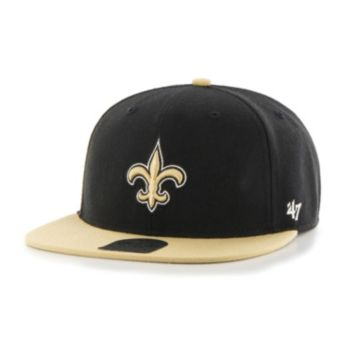 Youth '47 Brand New Orleans Saints Lil' Shot Adjustable Cap