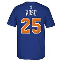 Men's adidas New York Knicks Derrick Rose Player Tee