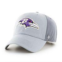 Adult '47 Brand Baltimore Ravens Storm Northside Clean Up Adjustable Cap