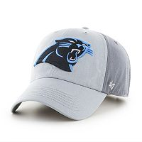 Adult '47 Brand Carolina Panthers Storm Northside Clean Up Adjustable Cap