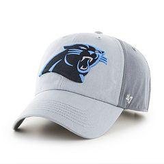Adult '47 Brand Carolina Panthers Storm Northside Clean Up Adjustable Cap