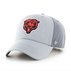 Adult '47 Brand Chicago Bears Storm Northside Clean Up Adjustable Cap