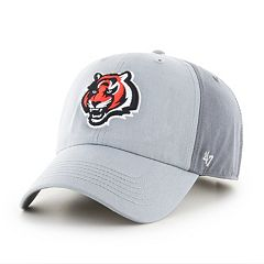 Adult '47 Brand Cincinnati Bengals Storm Northside Clean Up Adjustable Cap