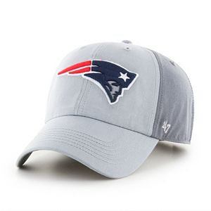 Adult '47 Brand New EnglandPatriots Storm Northside Clean Up Adjustable Cap