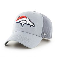 Adult '47 Brand Denver Broncos Storm Northside Clean Up Adjustable Cap
