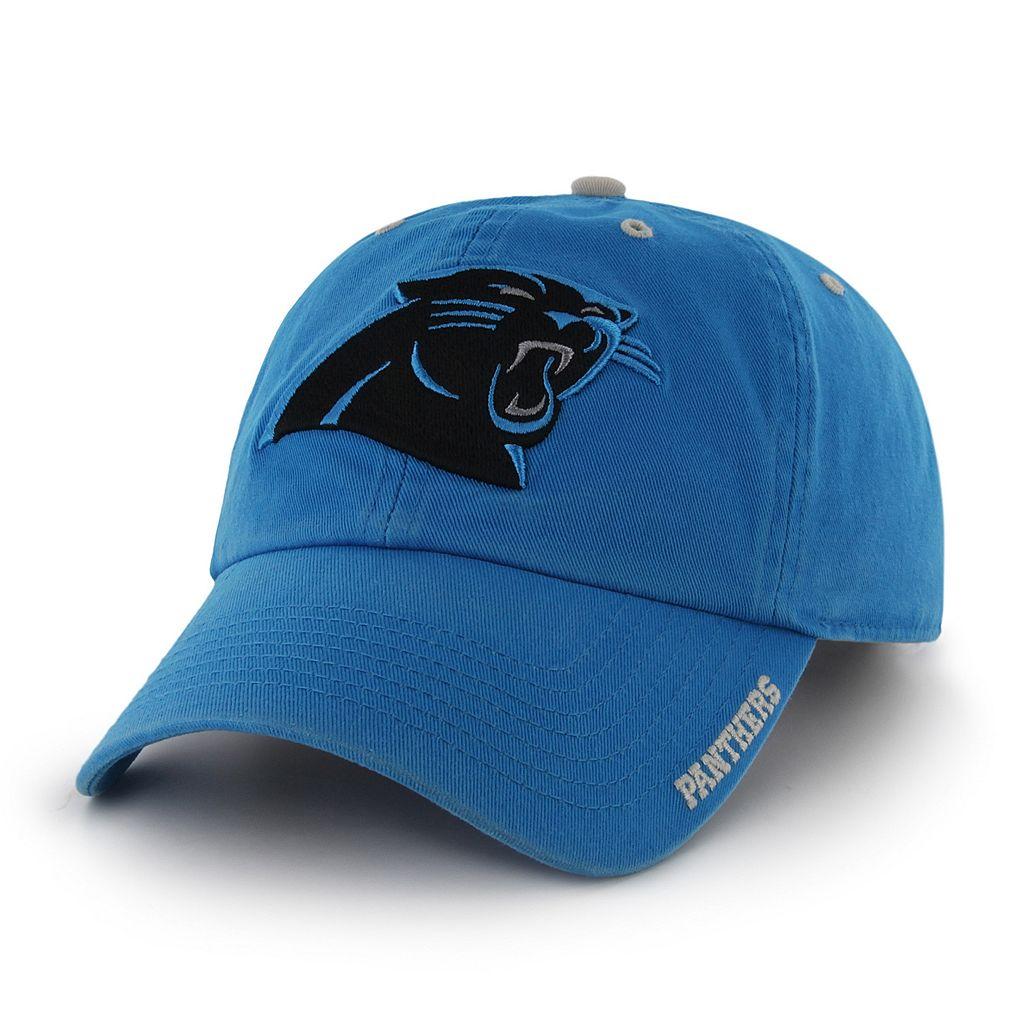 Adult '47 Brand Carolina Panthers Ice Adjustable Cap
