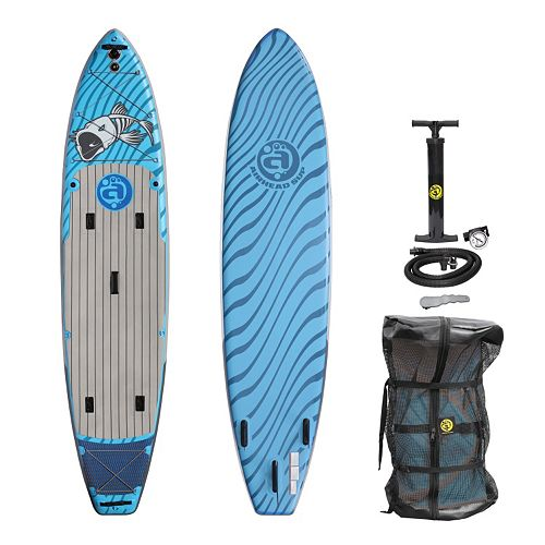 Airhead Bonefish 1132 Inflatable Stand-Up Paddleboard Set