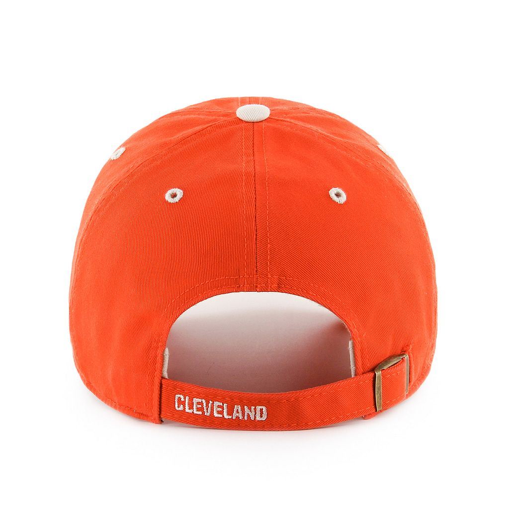 Adult '47 Brand Cleveland Browns Ice Adjustable Cap