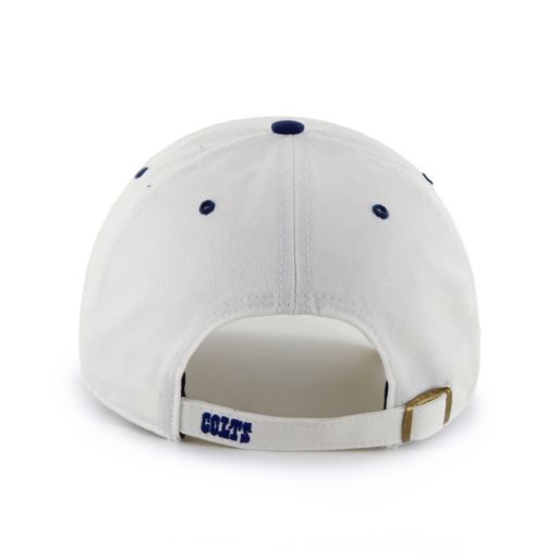 Adult '47 Brand Indianapolis Colts Ice Adjustable Cap