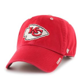 Adult '47 Brand Kansas City Chiefs Ice Adjustable Cap