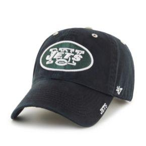 Adult '47 Brand New York Jets Ice Adjustable Cap