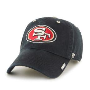 Adult '47 Brand San Francisco 49ers Ice Adjustable Cap