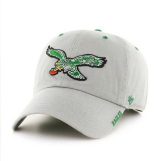 Adult '47 Brand Philadelphia Eagles Ice Adjustable Cap