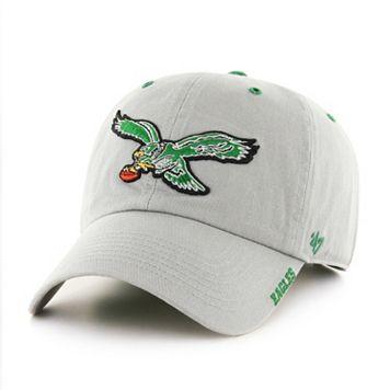 Adult '47 Brand Philadelphia Eagles Ice Adjustable Cap