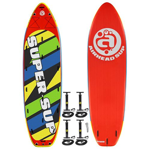 Airhead Super-SUP Super-Sized Inflatable Stand-Up Paddleboard