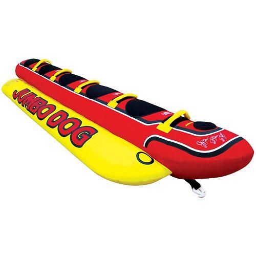 Airhead Jumbo Dog Towable Float