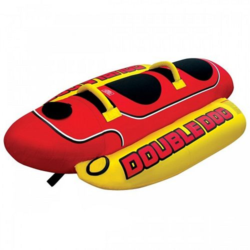 Airhead Double Dog Towable Float