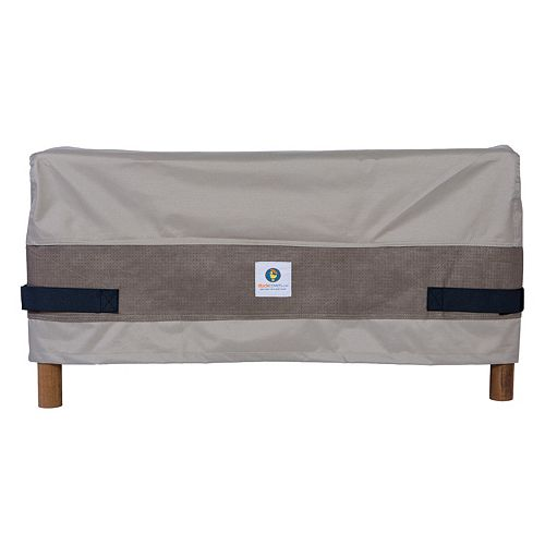 Duck Covers Elegant 24-in. Patio Ottoman & End Table Cover