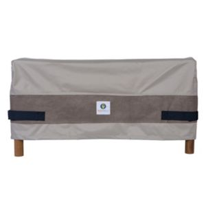 Duck Covers Elegant 40-in. Patio Ottoman & End Table Cover