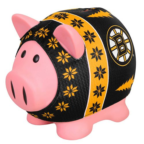 Forever Collectibles Boston Bruins Sweater Piggy Bank 724c391a3