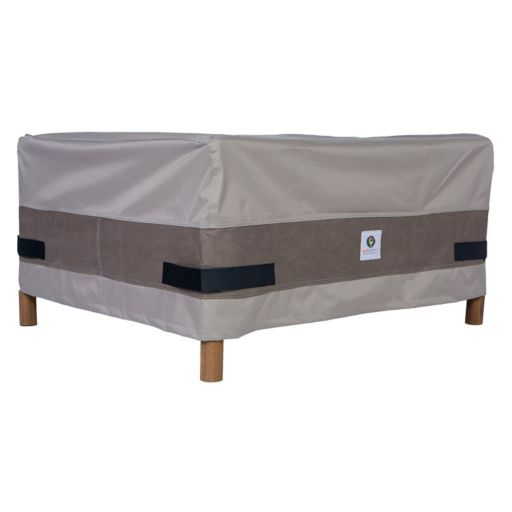 Duck Covers Elegant 52-in. Patio Ottoman & End Table Cover