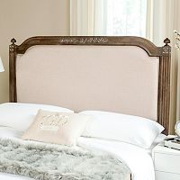 Safavieh Rustic Wood Headboard