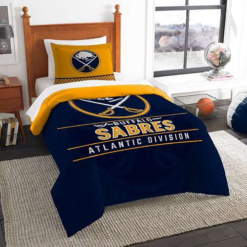 Buffalo Sabres Draft Twin Comforter Set by Northwest