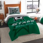 Dallas Stars Draft Twin Comforter Set by Northwest